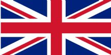 "UNION JACK (GREAT BRITAIN) - 18"" X 12"" FLAG"